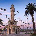 جاذبه های گردشگری ازمیر ترکیه