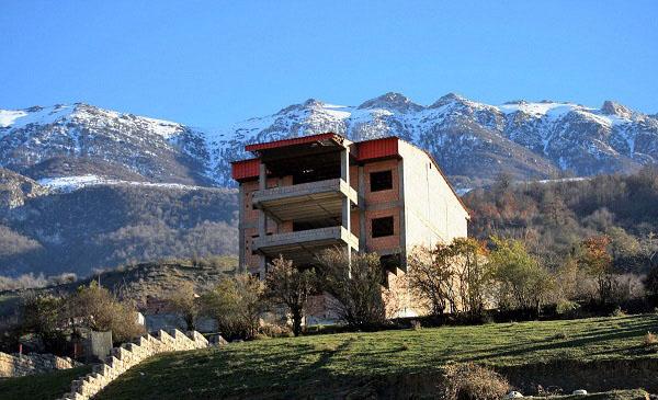 هتل روستای زیارت گرگان