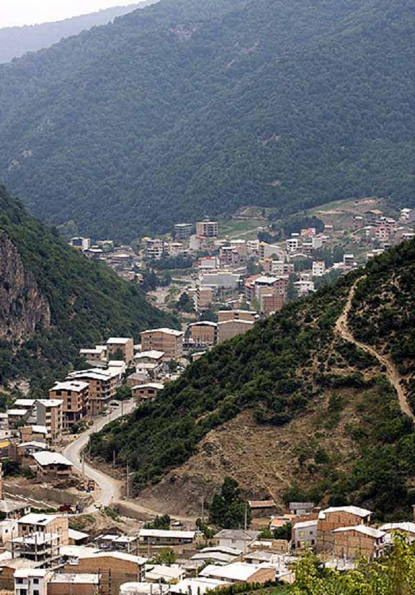 ده زیارت گرگان,روستای زیارت در گلستان,عکس های روستای زیارت گرگان