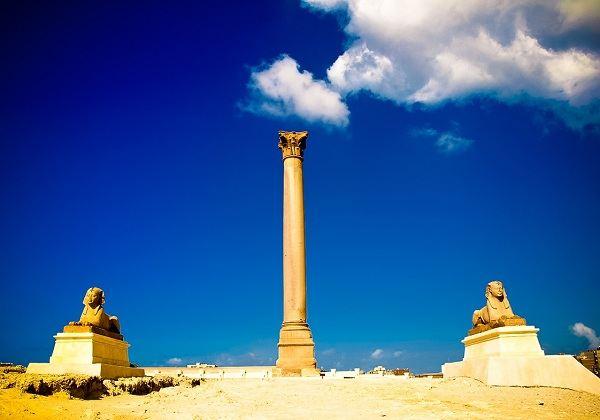 اسکندریه کجاست,اسکندریه مصر,جاذبه های توریستی اسکندریه