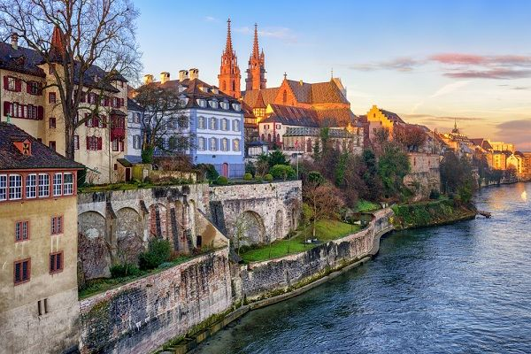 جاذبه های دیدنی بازل,جاذبه های گردشگری بازل,جاهای دیدنی بازل سوئیس