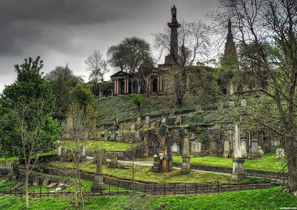 glasgow-the-necropolis