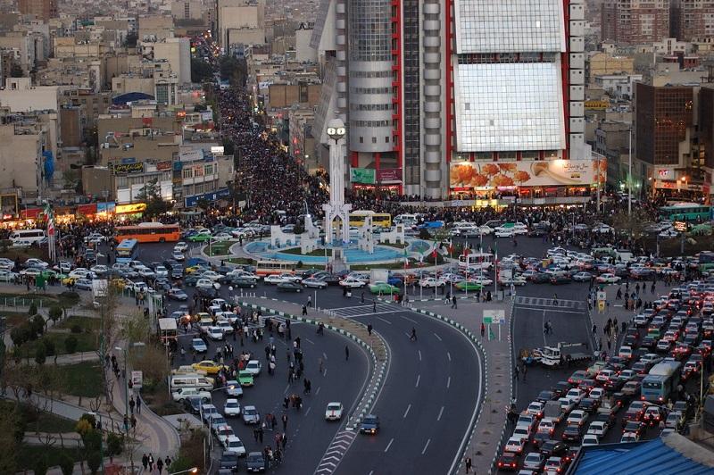 برج گلدیس تهران,پاساژ گلدیس تهران,گلدیس تهران