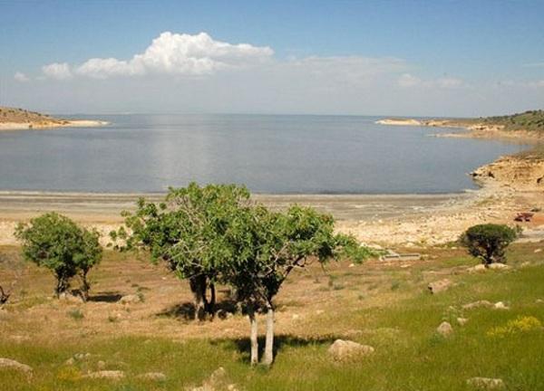 آدرس جزیره اشک آذربایجان غربی,تصاویر جزیره اشک,جزیره اشک