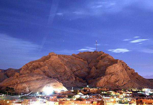 کوه قلعه دختر کرمان