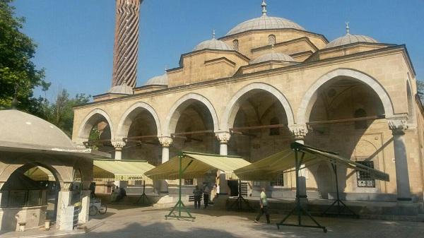 مسجد جامع آفیون در ترکیه,مسجد جامع آفیون قره حصار