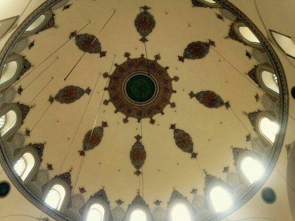 جاذبه های گردشگری ترکیه,عکس های مسجد جامع آفیون قره حصار ترکیه,مسجد جامع آفیون