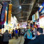 بازار تاناکورا سلیمانیه کردستان عراق