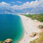 ساحل کنیالتی آنتالیا ترکیه