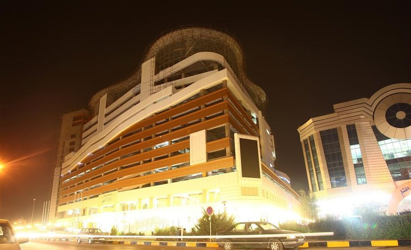مرکز خرید آسمان مشهد