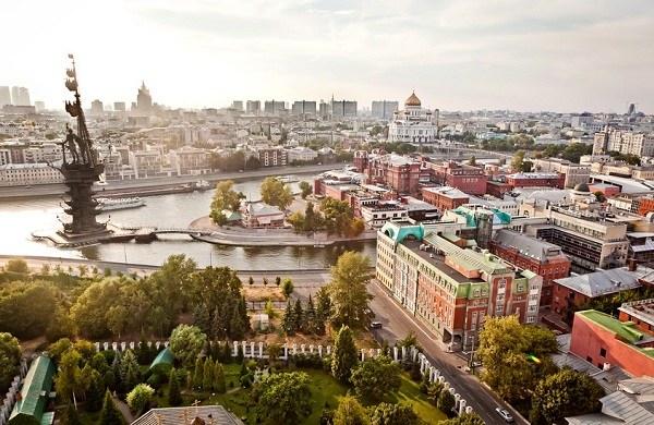 جاذبه های توریستی مسکو,جاذبه های گردشگری مسکو,جاذبه های مسکو