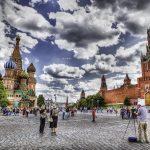 جاذبه های گردشگری مسکو روسیه