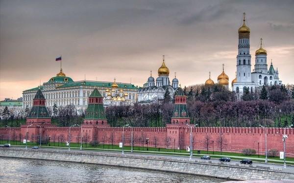 مسکو کجاست