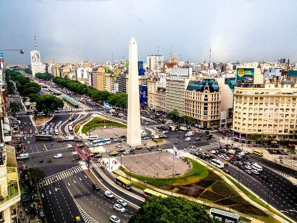 بوینس آیرس آرژانتین,بوینس آیرس کجاست؟,جاذبه های بوینس آیرس