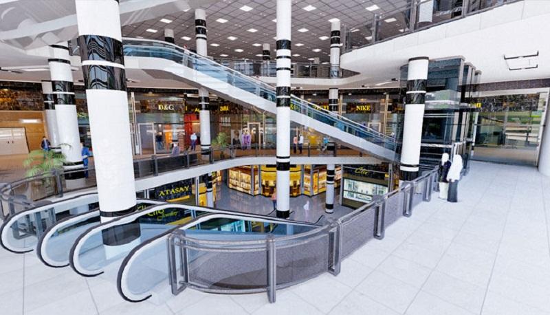 مجتمع تجاری اکسیر در مشهد,مرکز تجاری اکسیر مشهد