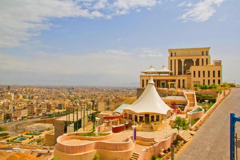 پروژه کوهسر مال,تالار کوهسر مشهد,کوه سر مشهد