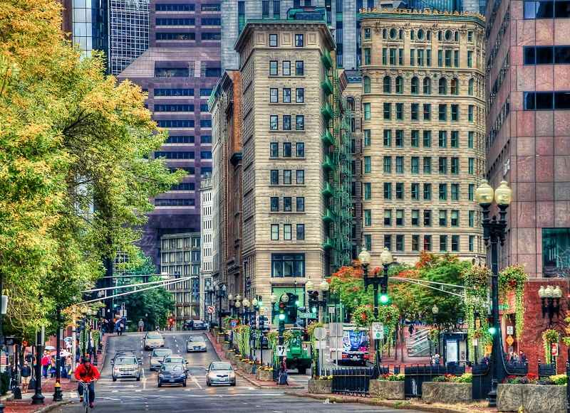 جاذبه های دیدنی بوستون,جاذبه های گردشگری بوستون,جاهای دیدنی بوستون