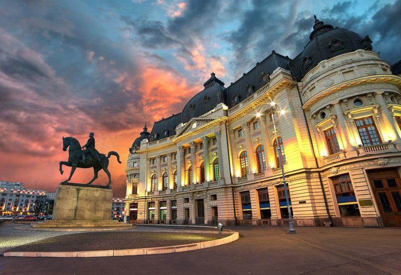 سفر به بخارست پایتخت رومانی (مستند)