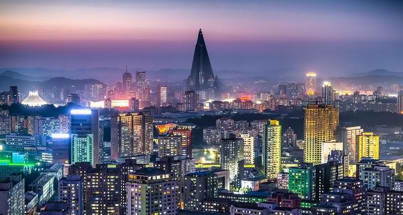 پیونگ یانگ پایتخت کجاست,پیونگ یانگ کره شمالی,جاذبه های پیونگ یانگ
