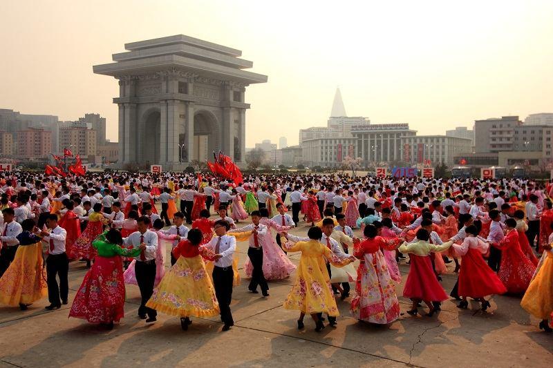 مراکز خرید پیونگ یانگ