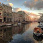 جاذبه های گردشگری سن پترزبورگ روسیه
