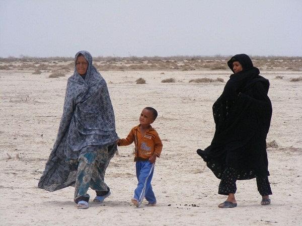 عکس های زندگی عشایری سیستان و بلوچستان