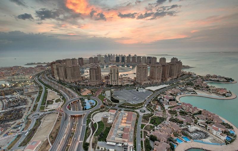 جاهای دیدنی دوحه قطر,دوحه قطر,شهر دوحه