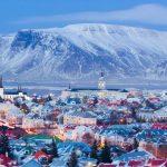 ایسلند کجاست,پایتخت ایسلند,جاذبه های توریستی ایسلند
