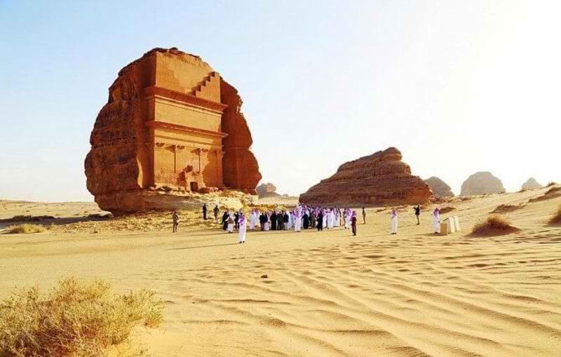 کشور عربستان,گردشگری عربستان