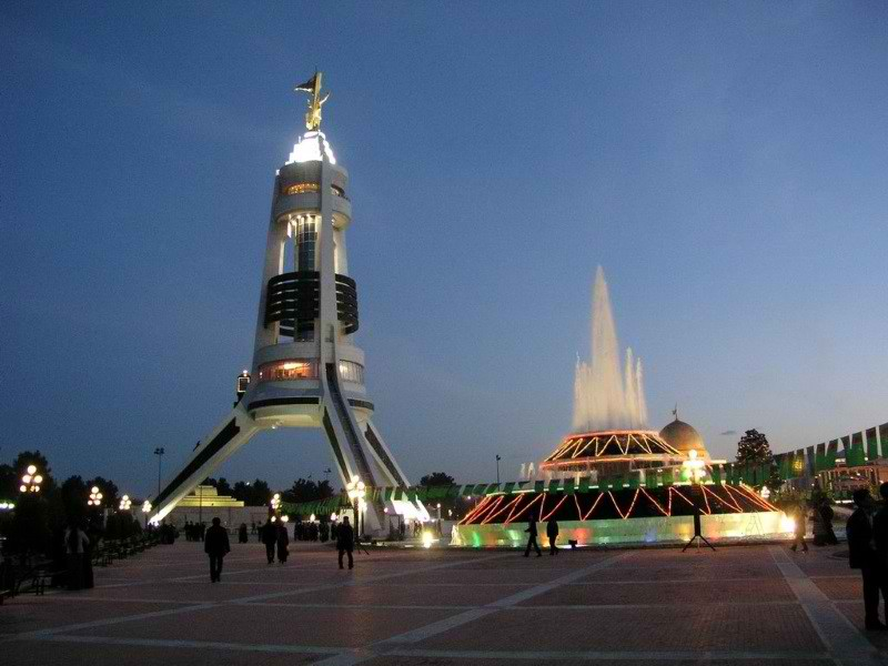 جاذبه های گردشگری ترکمنستان,جاذبه های گردشگری کشور ترکمنستان,گردشگری ترکمنستان