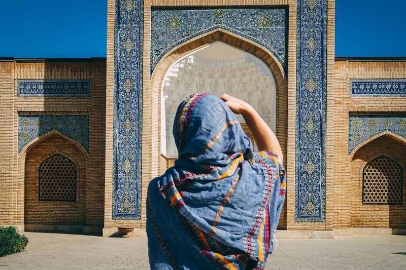 مناطق گردشگری ازبکستان