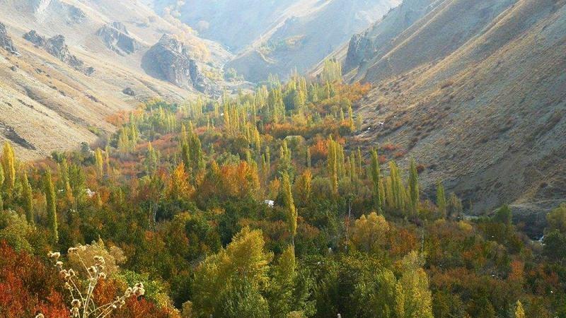 تصاویر روستای شهرستانک کرج,جاذبه های گردشگری کرج,روستای شهرستانک