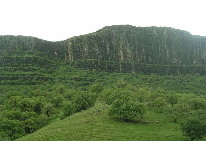 تصاویر منطقه حفاظت شده دنا,جاذبه های گردشگری یاسوج,دنا سی سخت