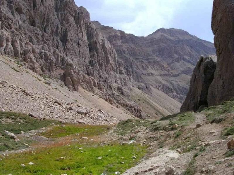 رشته کوه دنه,منطقه حافظت شده دنا,منطقه دنا