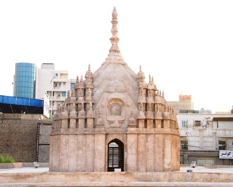 تاریخچه معبد هندوها,جاذبه های گردشگری بندرعباس,جاذبه های گردشگری هرمزگان