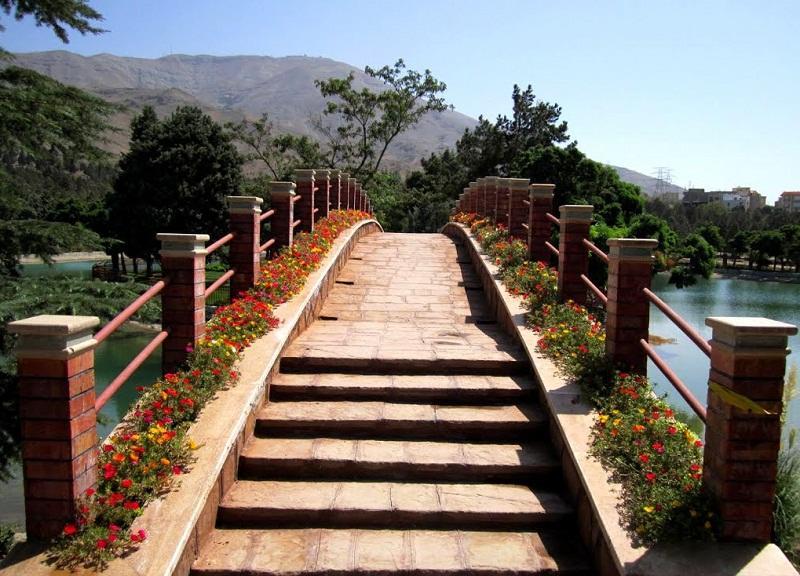 پارک جهان نما,پارک جهان نما در کرج,جاذبه های گردشگری البرز