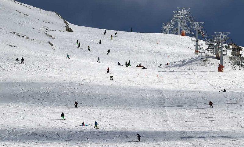 پیست توچال کجاست,جاذبه های گردشگری تهران,قله توچال