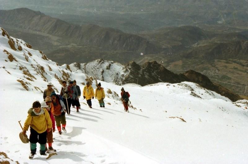 جاذبه های گردشگری چهارمحال و بختیاری,سایت پیست اسکی چلگرد,وضعیت پیست اسکی چلگرد