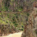 پل معلق پیرتقی اردبیل