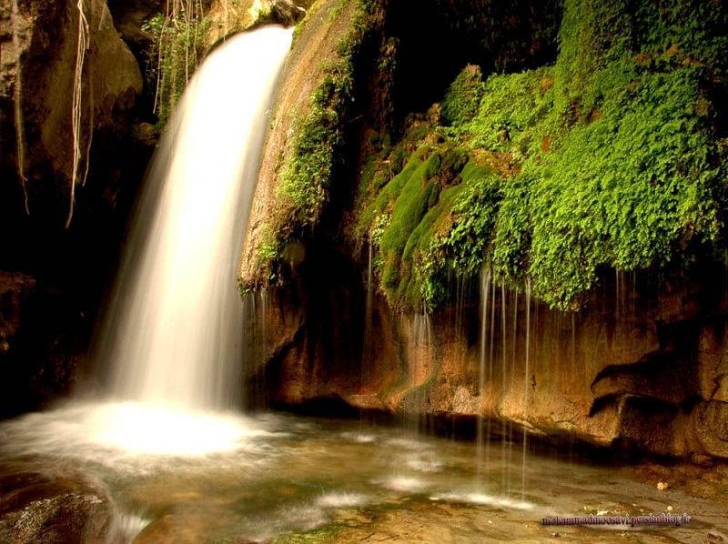 آبشار تنگ تامرادی,تامرادی,تنگ تامرادي
