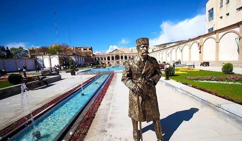 آدرس موزه قاجار,جاذبه های گردشگری تبریز,خانه امیر نظام گروسی تبریز
