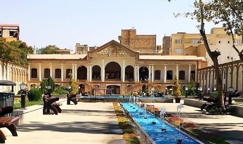 موزه قاجار در تبریز,موزه قاجاریه تبریز
