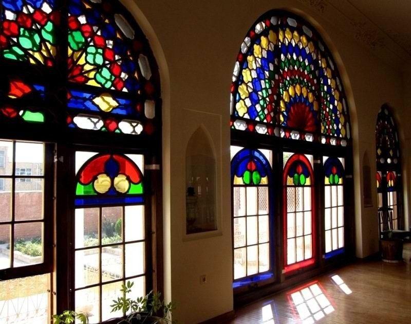 موزه قاجار,موزه قاجار تبریز,موزه قاجار در تبریز