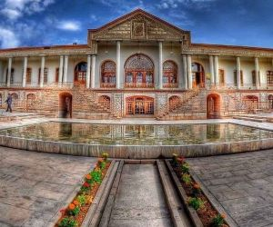 آدرس موزه قاجار,جاذبه های گردشگری تبریز,خانه امير نظام گروسي