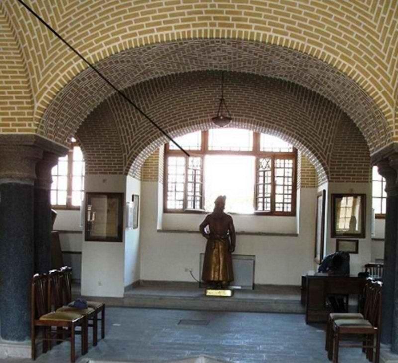 خانه امیرنظام گروسی تبریز,خانه گروسی,موزه قاجار