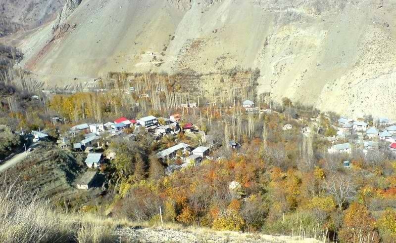 آدرس روستای کلوان,تصاویر روستای کلوان,جاذبه های گردشگری استان البرز