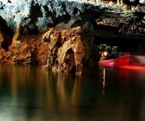 انتهای غار علیصدر,بلیط غار علیصدر,تور غار علیصدر