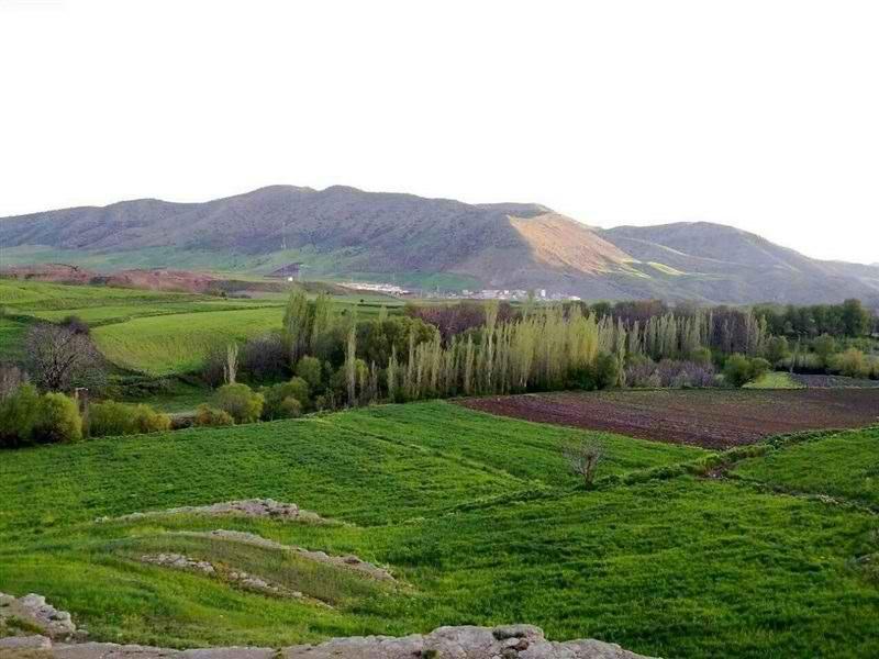 دیدنی های روستای بانقلان,روستای بانقلان,روستای بانقلان در ایلام