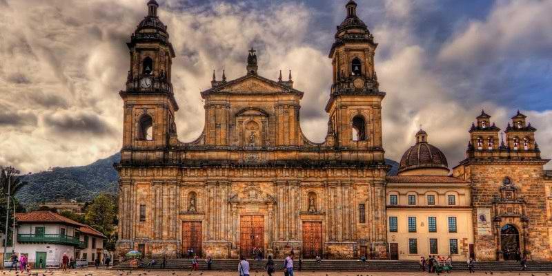 بوگوتا پایتخت کلمبیا,بوگوتا در کلمبیا,بوگوتا كلمبيا