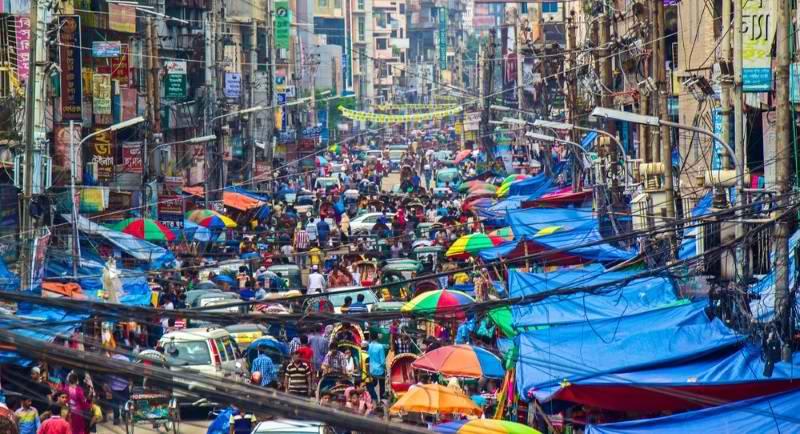 تور داکا,جاذبه های دیدنی داکا,جاذبه های شهر داکا